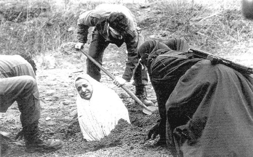 Iran Woman Stoned to Death